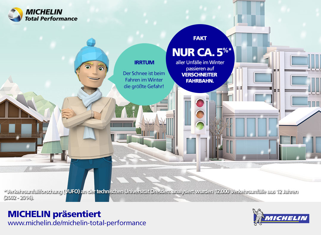 Arbeitsweg: 5 Dinge zum Winter (Sponsored)