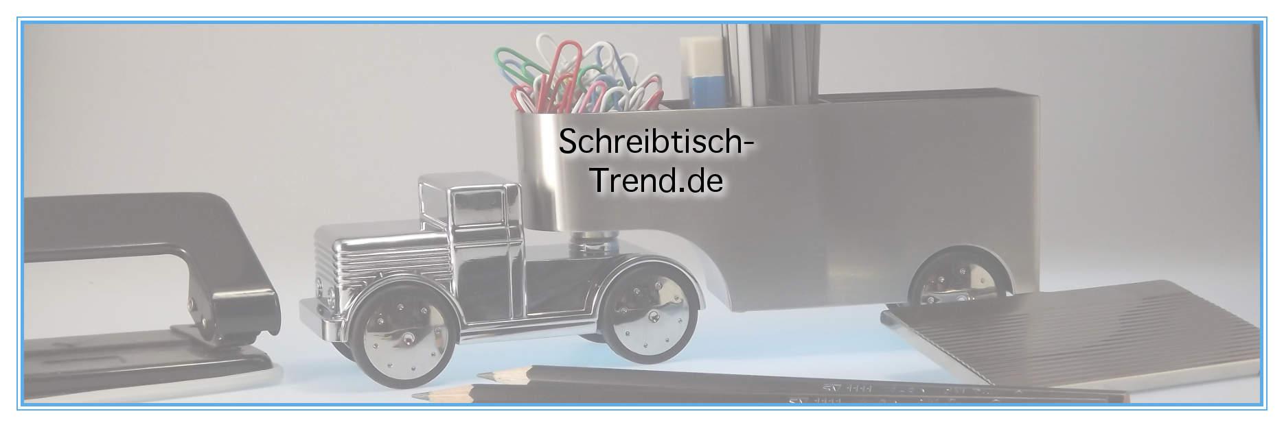 Schreibtisch Trend - Arbeiten und Organisieren